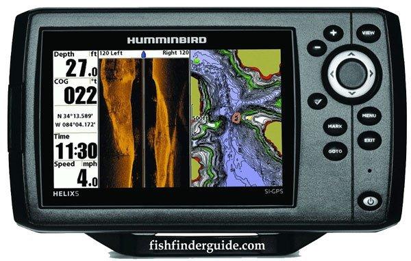 Humminbird 409640-1 HELIX 5 SI