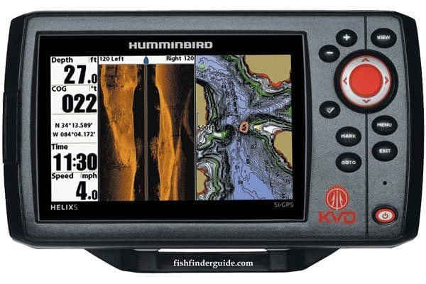 Humminbird HELIX 5 SI Review