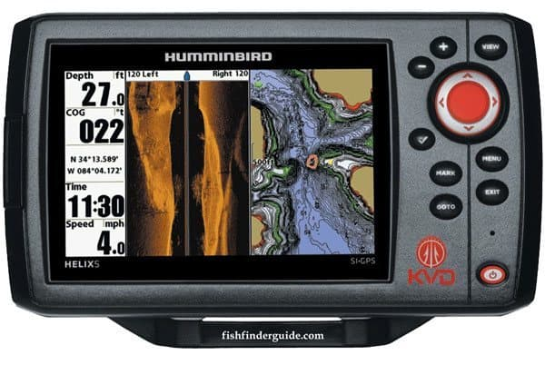 Humminbird Helix 5 SI GPS Review