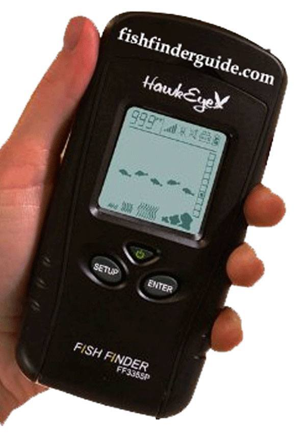 NorCross HawkEye F33P Fish Finder Review