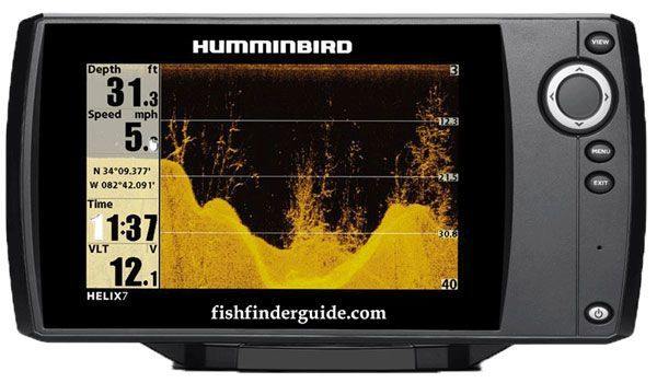 Humminbird HELIX 5 DI GPS Review