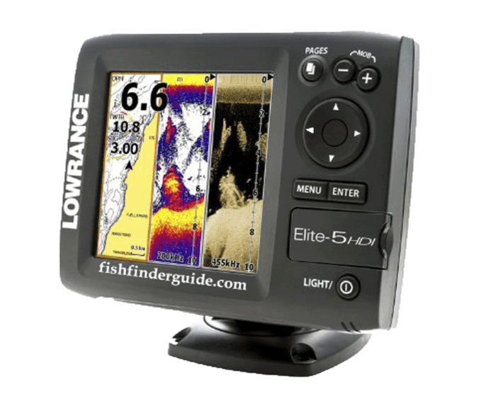 Lowrance Elite 5 HDI review